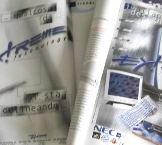 Ads & Magazines